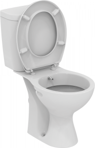 Pachet Complet Toaleta cu functie de bideu Vidima Sevafresh - Vas WC, Rezervor, Armatura, Capac, Set de Fixare0