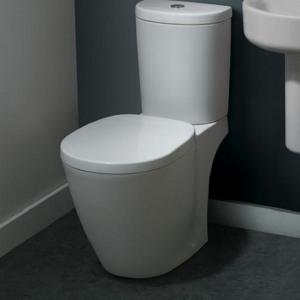 Pachet Complet Toaleta Ideal Standard Connect Arc - Vas WC, Rezervor, Armatura, Capac, Set de Fixare1