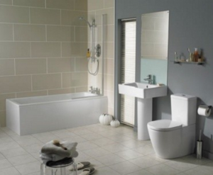 Pachet Complet Toaleta Ideal Standard Connect Back-to-Wall - Vas WC, Rezervor, Armatura, Capac Slim, Set de Fixare2
