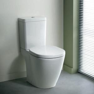Pachet Complet Toaleta Ideal Standard Connect Cube - Vas WC, Rezervor, Armatura, Capac Softclose, Set de Fixare [1]