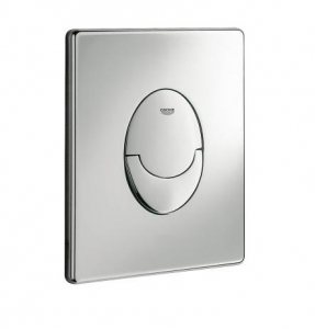 SET Rezervor incastrat Grohe Rapid SL - Include sistem fixare si clapeta crom lucios2