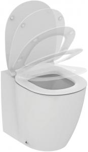 Vas WC pe pardoseala Ideal Standard Connect Aquablade - Back-to-Wall - Pentru rezervor incastrat1