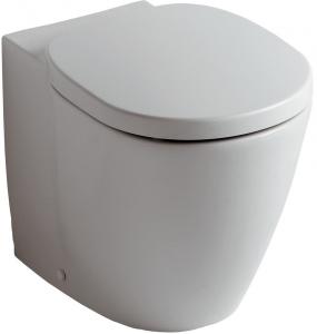 Vas WC pe pardoseala Ideal Standard Connect - Back-to-Wall - Pentru rezervor incastrat0