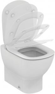 Vas WC pe pardoseala Ideal Standard Tesi - Back-to-Wall - Pentru rezervor incastrat1