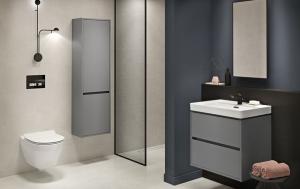 Vas WC Suspendat Cersanit Crea Oval - CleanON [13]