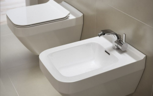 Vas WC Suspendat Cersanit Crea Rectangular - CleanON4