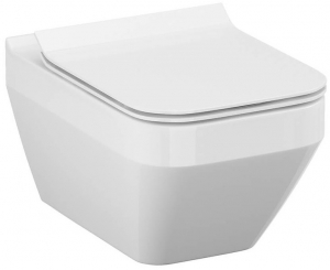 Vas WC Suspendat Cersanit Crea Rectangular - CleanON2