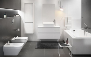 Vas WC Suspendat Cersanit Crea Rectangular - CleanON5