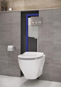 Vas WC Suspendat Cersanit Moduo - CleanON10