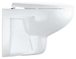 Vas WC Suspendat Grohe Bau Ceramic Rimless + Capac softclose1