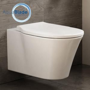 Vas WC Suspendat Ideal Standard Connect Air Aquablade- Fixare ascunsa11