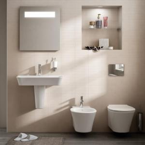 Vas WC Suspendat Ideal Standard Connect Air Aquablade- Fixare ascunsa7
