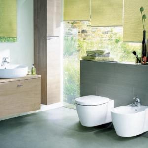 Vas WC Suspendat Ideal Standard Connect Aquablade- Fixare ascunsa [6]