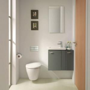 Vas WC Suspendat Ideal Standard Connect Aquablade- Fixare ascunsa [5]