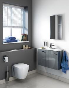 Vas WC Suspendat Ideal Standard Connect Compact [1]