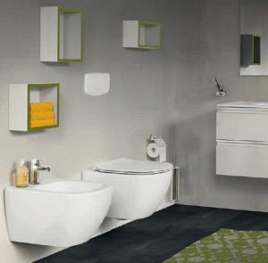 Vas WC Suspendat Ideal Standard Tesi Rimless [4]