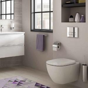 Vas WC Suspendat Ideal Standard Tesi Rimless [3]