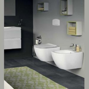 Vas WC Suspendat Ideal Standard Tesi Rimless [2]