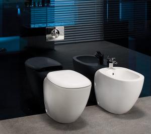 Vas WC Suspendat Kolo EGO Rimfree by Antonio Citterio6