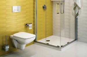 Vas WC Suspendat Geberit Selnova Rectangular Rimfree [3]