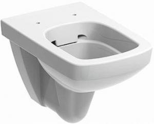 Vas WC Suspendat Geberit Selnova Rectangular Rimfree [0]