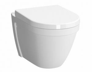 Vas WC Suspendat Vitra S50 RimEX cu functie de bideu0