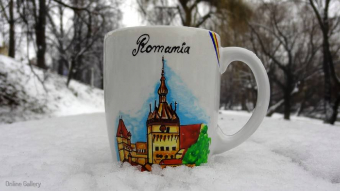 Cana pictata – Beautiful Romania – Sighisoara 1