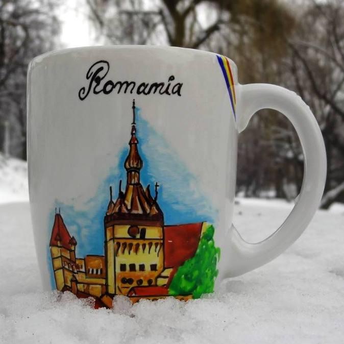 Cana pictata – Beautiful Romania – Sighisoara 0