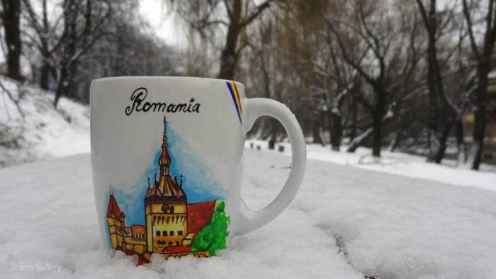 Cana pictata – Beautiful Romania – Sighisoara 3