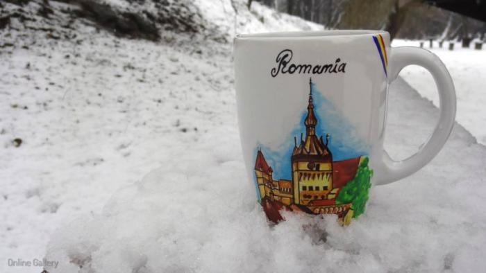Cana pictata – Beautiful Romania – Sighisoara 2