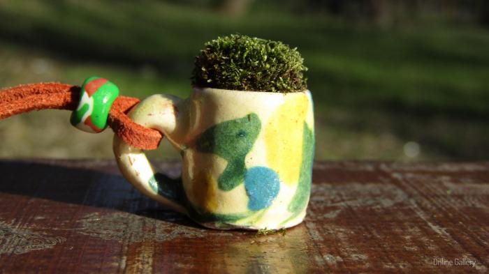 Pandantiv handmade – eco-chic natur 5
