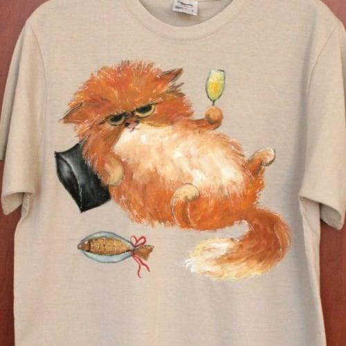 tricouri pisica 0