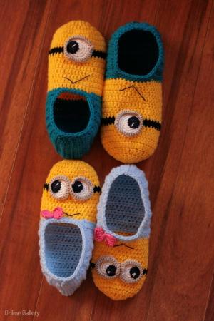 Papucei de casa Minioni
