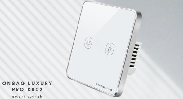 Onsag Luxury Pro X802 White