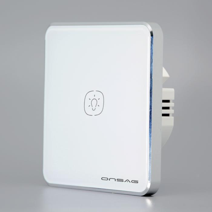 Intrerupator Smart Onsag Luxury X801U-L Pro White [1]