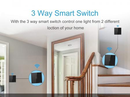Intrerupator Smart cap scara Onsag X805 Black [2]