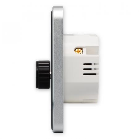 Intrerupator cu variator (Dimmer) Smart Onsag Luxury X806 Black [3]
