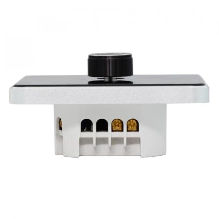 Intrerupator cu variator (Dimmer) Smart Onsag Luxury X806 Black [5]