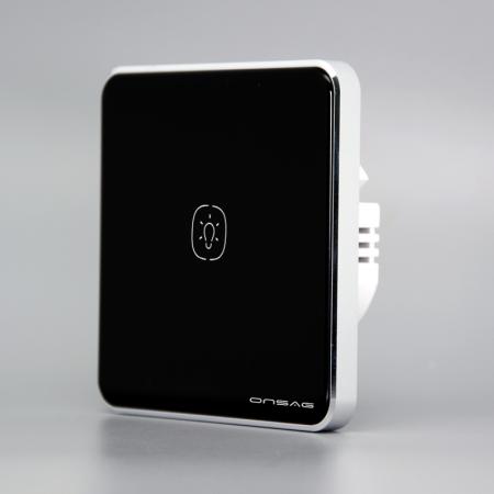 Intrerupator Smart Onsag Luxury X801U-L Pro Black [2]