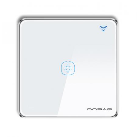 Intrerupator Smart Onsag Luxury X801U-L Pro White [5]