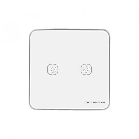 Intrerupator Smart Onsag Luxury X802U-L Pro White [4]