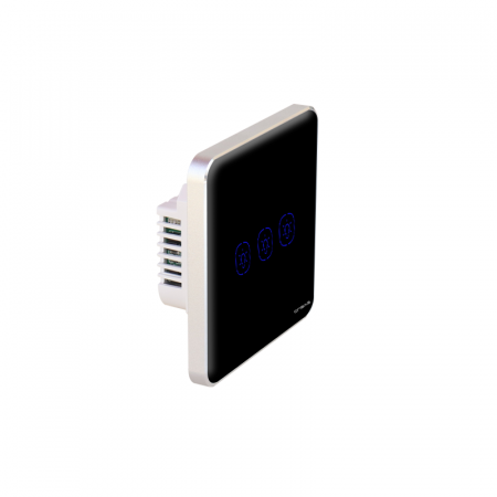 Intrerupator Smart Onsag Luxury X803U-L Pro Black [6]