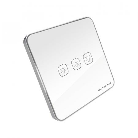 Intrerupator Smart Onsag Luxury X803U-L Pro White [7]