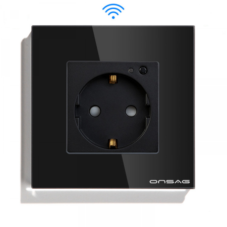 Priza Smart WiFi Onsag X301 Black [0]