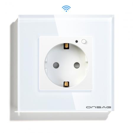 Priza Smart WiFi Onsag X301 White [0]