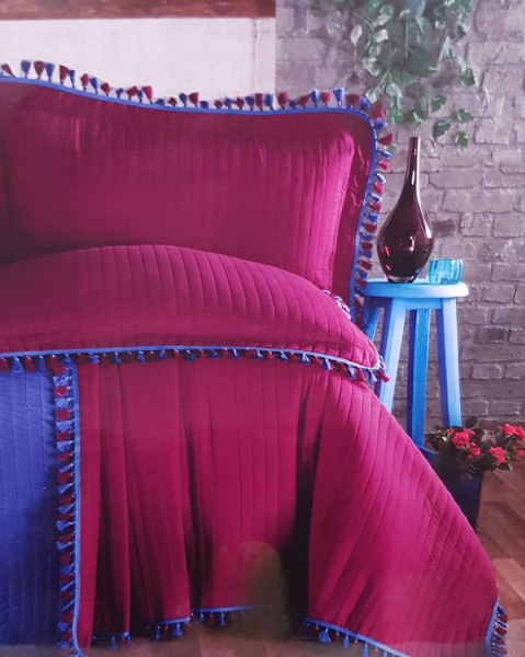 Cuvertura Ruya Siclam/Albastru 0