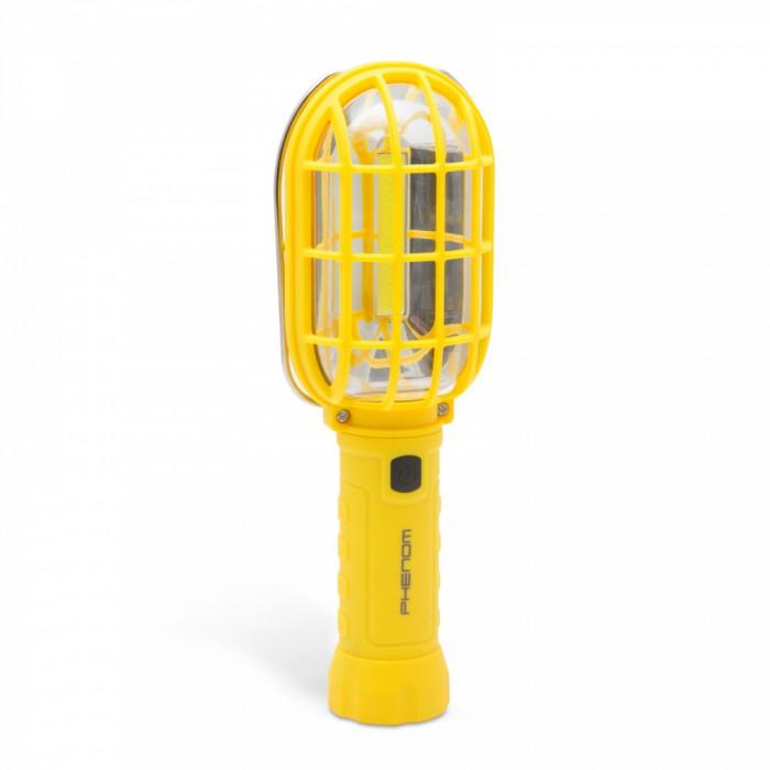 Lampa de lucru COB LED 3W cu magnet si agatatoare 0