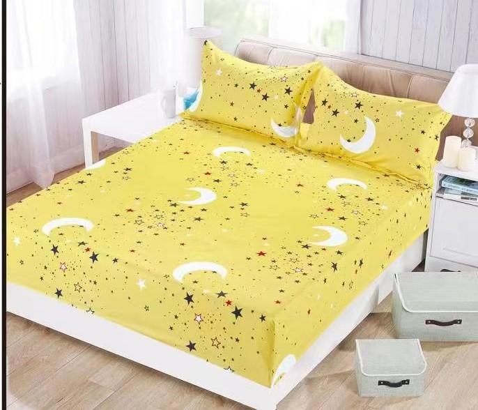 Husa de pat + 2 fete de perne bumbac Finet Anne 0