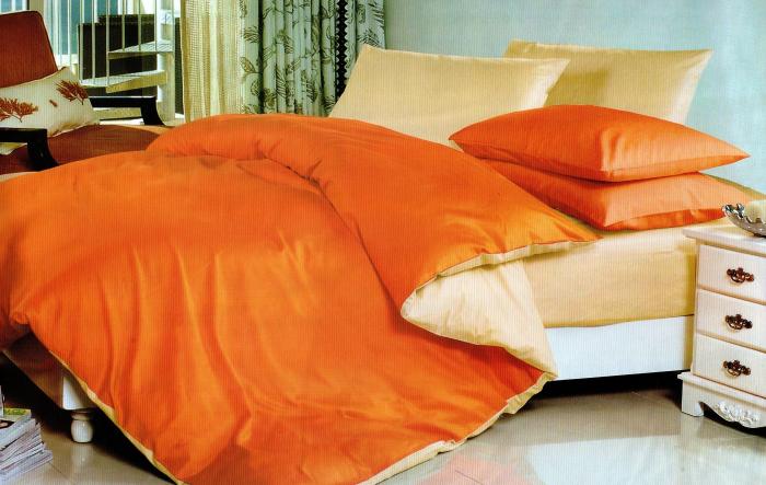 Lenjerie de pat din finet  6 piese Azure 0