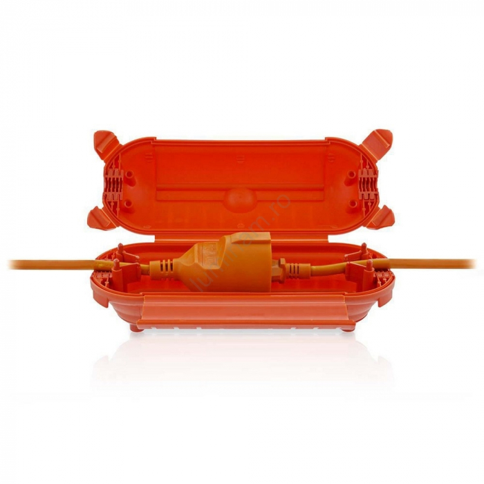 Carcasa de protectie exterioara pentru conectori IP44 0
